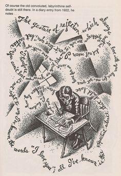 Theworld through the eyes of Franz Kafka