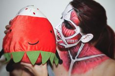 Snack by Khalil Emede on Carnival, Snacks, Face, Painting, Appetizers, Carnavals, Painting Art, The Face, Paintings
