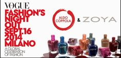 Mecapp: La Vogue Fashion's Night Out Milano 2014 di Zoya: ...