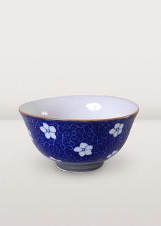 Floral Ceramic Bowl - Ten Thousand Villages Canada