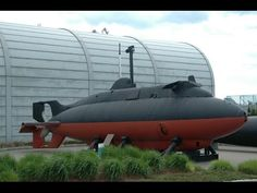 Submarine Base and Museum in New London Connecticut