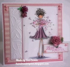 Stamping Bella: Lucille sends her love