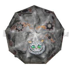 Зонт Чеширский кот