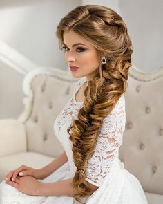10 Most Amazing Wedding Hairstyles Ideas