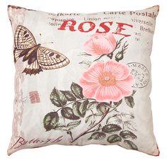 Sierkussen Anna: romantische stylingtip voor de inrichting van je slaapkamer #inspiratie #interieur Sofa Chair, Anna, House Design, Throw Pillows, Quilts, Rose, Sofas, Blankets, Chairs