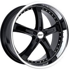 1880JAR355100B72 18x8 5x100 Wheels Rims Black 35 Offset Alloy 5 Spoke