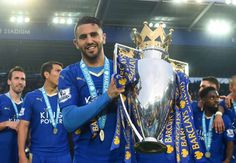 Mahrez's agent was NOT at Arsenal game to discuss 50m transfer