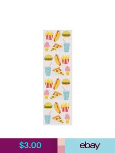 Mrs. Grossmans Stationery & Dimensional Stickers #ebay #Crafts