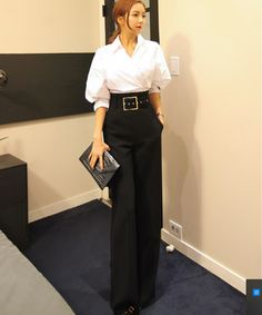 Waist Skirt, High Waisted Skirt, Belted Shorts, Facon, Boutique, Chic, Suits, Formal, Style