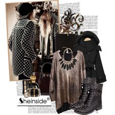 """""""Sheinside"""" by channchann on Polyvore"""