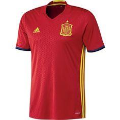 Adidas Spanien Home-Trikot