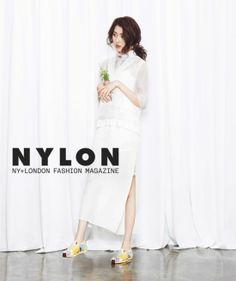 Sunmi steps in 'SKONO' for 'Nylon' magazine | allkpop.com