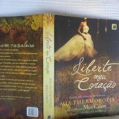 Resenha do Livro Liberte Meu Coração  - Autora: Meg Cabot  - Ed. Record