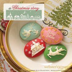 We're Celebrating! A Christmas Story ~ Inspiration