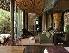 Singita Sweni: South African Safari Lodge Style via West Elm