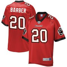 Ronde Barber Tampa Bay Buccaneers NFL Pro Line Retired Player Jersey –  Red--size e6d365a6a