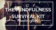 THE COMPLETE READER'S GUIDE TO THE MINDFULNESS SURVIVAL KIT BY THICH NHAT HANH