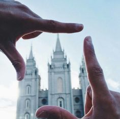 Always have the Temple in your sights.Thomas S. Later Day Saints, Temple, Live, Temples