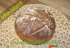 Las recetas de Triana: Mischbrot (Pan alemán de centeno)