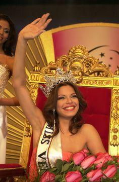 Miss Venezuela 2002 Mariángel Ruiz