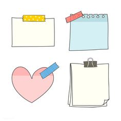 New Doodle Art Borders Inspiration Ideas Pen Doodles, Note Doodles, Cute Notes, Good Notes, Journal Stickers, Planner Stickers, Doodle Art, Calendar Doodles, Memo Notepad