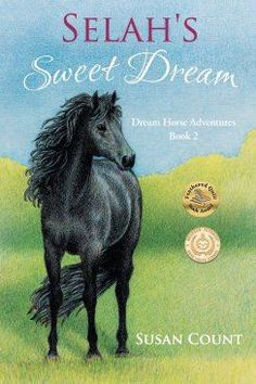 Twelve-Year-Old SELAH (Say-la) aspires to be an equestrian superstar. That would require a horse. HER DILEMMA: Grandpa wants nothing to do with horses. THEN: Selah sees buzzards circling the grasslands behind Grandpa's farm. Dream Book, Love Book, Horse Adventure, Horse Books, Dog Books, Children's Books, Susa, Book Girl, Fiction Books