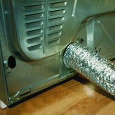 GE 4 in x 8 ft Dryer Duct Dryer and Hardware