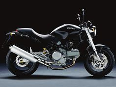 Ducati Monster 620 Dark (2005)