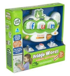 1000 images about birthday gifts for 1 to 4 year olds on for Magnetic letters for 1 year old