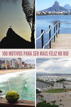 Lugares, pessoas, projetos, hábitos, momentos, tudo o que é inspirador para mim no Rio de Janeiro... Uma forma de resgatar o que há de bom em meio a um período tão caótico.