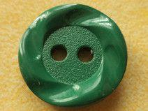 12 kleine KNÖPFE grün 16mm (6452) Blusenknöpfe