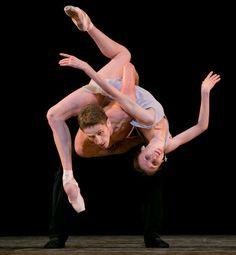 Andrei Merkuriev and Svetlana Zakharova in Tristan  Isolde