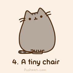 Pusheen the cat Pusheen Gif, Pusheen Love, Cute Cartoon Drawings, Cute Cartoon Animals, Crazy Cat Lady, Crazy Cats, Marshmallow Photos, Pusheen Stormy, Pusheen Birthday