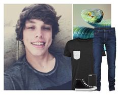 """""""Ootd-Trevor"""" by losing-my-mind-anons ❤ liked on Polyvore"""