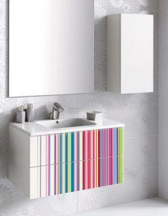 #muebles para #decoración del #baño