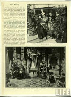 King Alexander Obrenović and Queen Draga - Assassination
