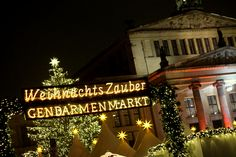 The 8 Most *Magical* Berlin Christmas Markets