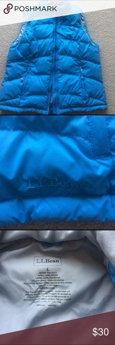 L L Bean puffer vest Women's size large L.L. Bean puffer vest L.L. Bean Jackets & Coats Vests