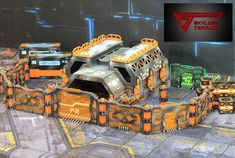 Infinity Terrain, 28mm MDF terrain, Warhammer Terrain, Skylabs Terrain, wargaming terrain Warhammer Terrain, Wargaming Terrain, Nerf, Infinity, Infinite