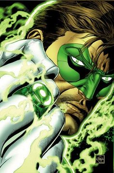 """BOTTLED LIGHT"" part four! The Green Lantern and Sinestro Corps form an uneasy alliance as they try to escape Larfleeze's clutches while Hal Jordan begins a new mission to help resurrect the nearly ex"