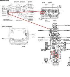 Bmw e39 electrical wiring diagram #2