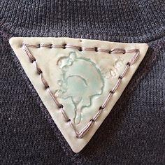 【on RUSSELL】OMA overdrawing sweatshirt 60 OMA gazette,triangle pottery|OMA ガゼット トライアングルポッタリー dark gray L #_OMA#overdrawing#sweatshirt#softs#RUSSELL#gazette#pottery