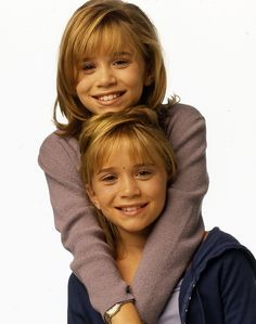 mk a when they were little babies on full house they look a lot like my little sister full. Black Bedroom Furniture Sets. Home Design Ideas