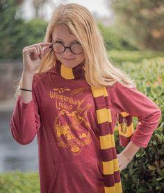 Harry Potter-inspired Wingardium Leviosa lightweight hoodie for dancers