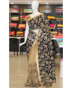 Buy Latest Model Designer Patli Sarees From Siricollections.