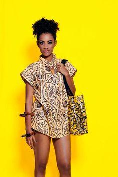 Nyumbani Design, Tanzania // Yellow Spaces Collection (AW14/15)