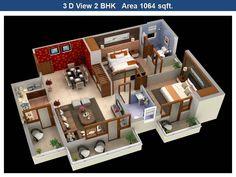 1/2 BHK Apartments in Haridwar near Har Ki Pauri