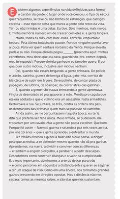 irmãos  #ClippedOnIssuu from Revista Sorria #44