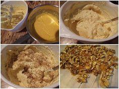 Prăjitura Krantz. O prăjitură cu nuci caramelizate! - Rețete Merișor Caramel, Cereal, Ice Cream, Breakfast, Desserts, Cakes, Food, Salt Water Taffy, Sherbet Ice Cream