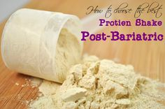 Our top six choices for ready to drink protein shakes and drinks. Best store bought protein shakes for Pre Bariatric and Post Bariatrics.  Lap Band, Gastric Sleeve and Gastric Bypass